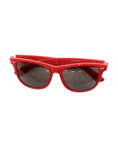 Coca-Cola Bottles Red Sunglasses