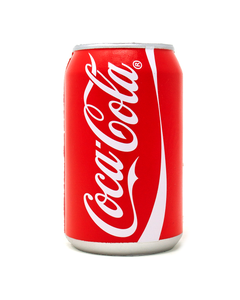 Coca-Cola Squeeze Can