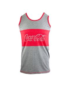 Coca-Cola Men's Pieced Tank