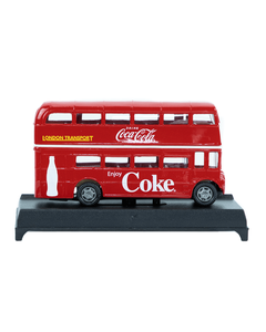 Coca-Cola London Double Decker Bus