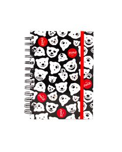 Coca-Cola Polar Bear Emoji Journal