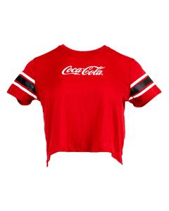 Coca-Cola Ice Cold Women's Crop Jersey