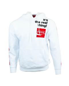 Coca-Cola Real Thing Men's Hoodie