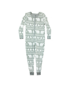 Coca-Cola Polar Bear Women's Union Suit