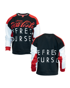 Coca-Cola Refresh Women's Crew Fleece