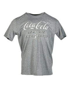 Coca-Cola As Always Unisex Tee