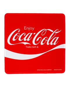 Coca-Cola Arden Square Mouse Pad