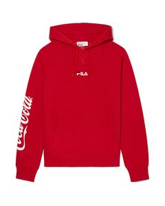 Coca-Cola X FILA Sleeve Script Unisex Hoodie