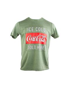 Coca-Cola Ice Cold Unisex Tee