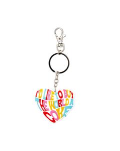 Coca-Cola Hilltop Heart  Keychain