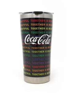 Coca-Cola Stainless Steel Tervis Tumbler W/Lid 20 oz.