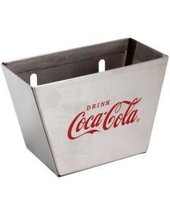 Coca-Cola Metal Wall Mount Bottle Cap Catcher