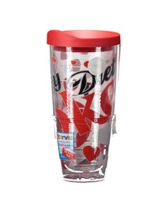 Diet Coke with Heart Tervis Tumbler - 24oz