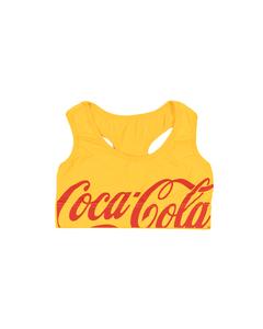 Coca-Cola Mad Engine Women's Crop Top